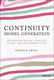 Continuity Model Generation