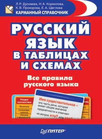 Русский в схемах и таблицах фото 378