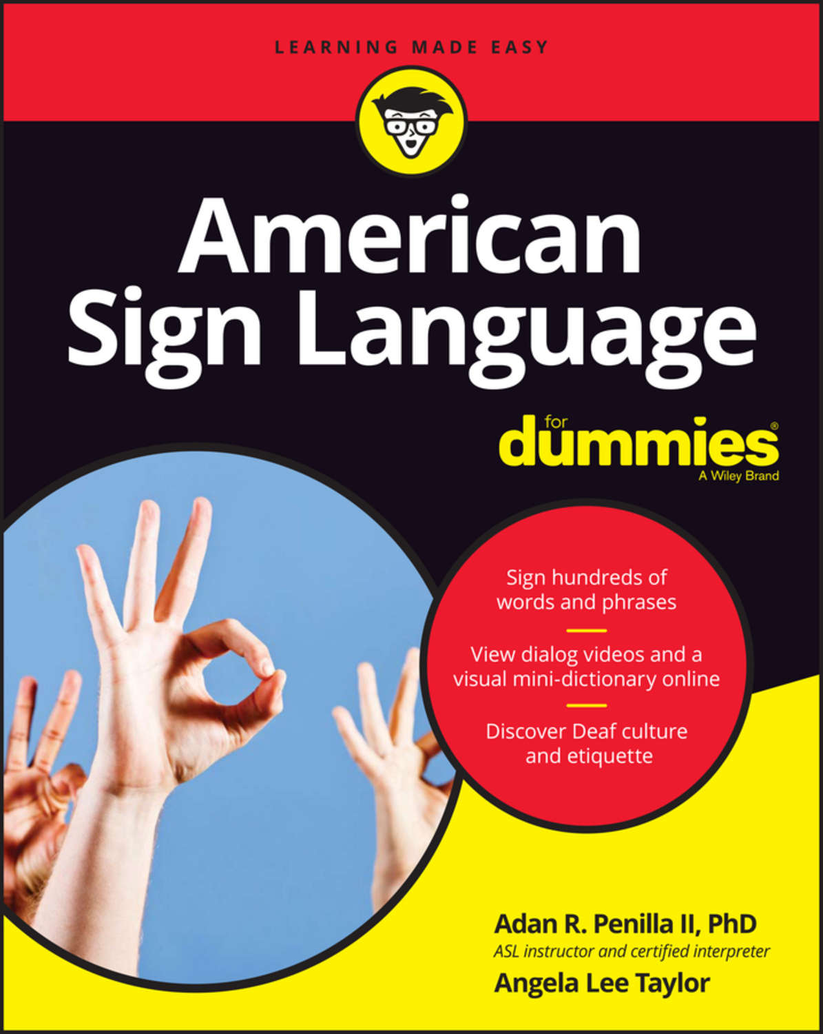 angela taylor lee   u043a u043d u0438 u0433 u0430 american sign language for