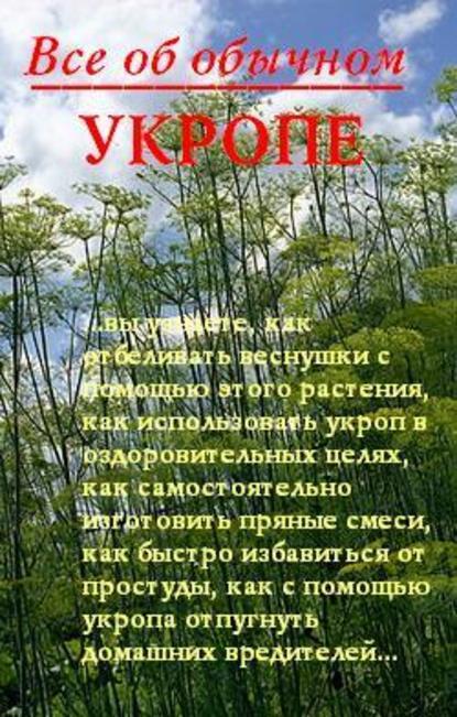 Стихи про укроп