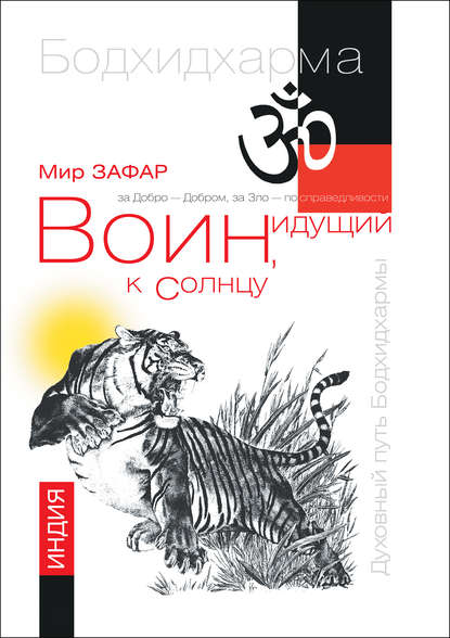 Обложка «Воин, идущий к солнцу. Реки и горы Бодхидхармы. Книга 1»