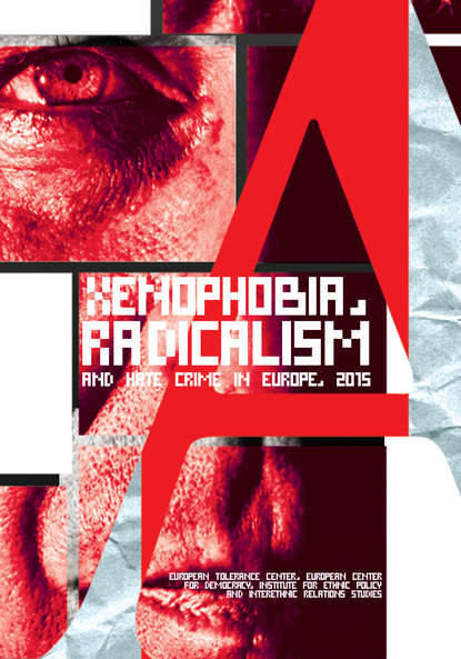 Обложка «Xenophobia, radicalism and hate crime in Europe 2015»