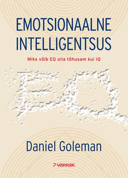 Обложка «Emotsionaalne intelligentsus»