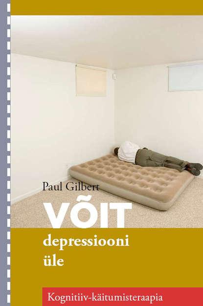 Обложка «Võit depressiooni üle»