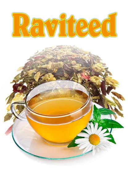 Обложка «Raviteed»