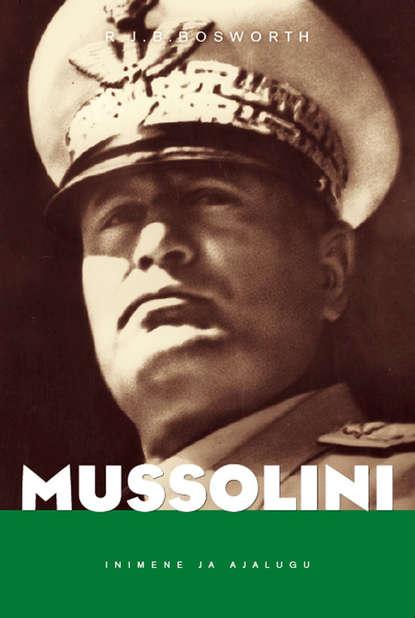 Обложка «Mussolini»