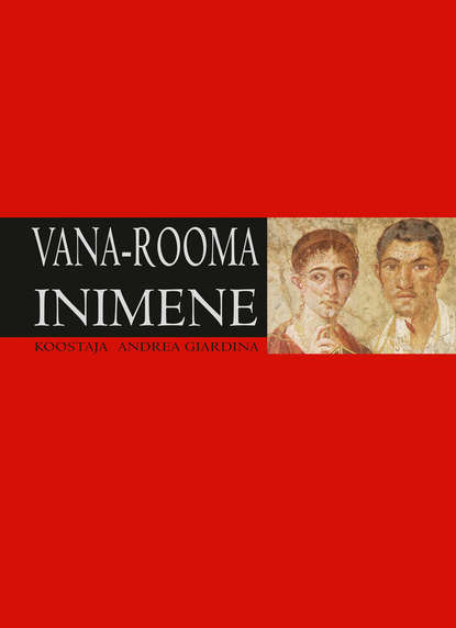 Обложка «Vana-Rooma inimene»