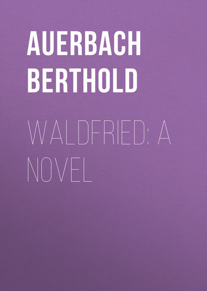 Обложка «Waldfried: A Novel»