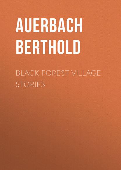 Обложка «Black Forest Village Stories»