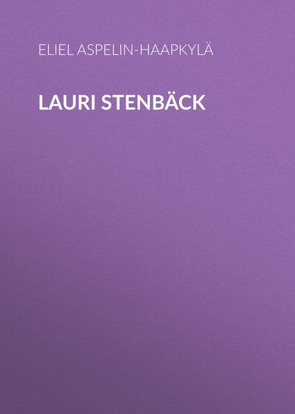 Обложка «Lauri Stenbäck»