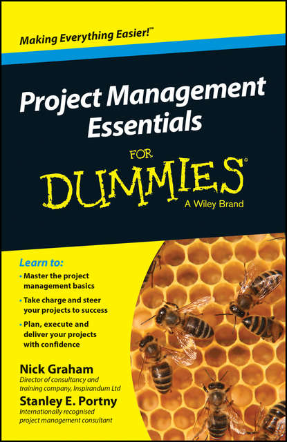 Обложка «Project Management Essentials For Dummies, Australian and New Zealand Edition»