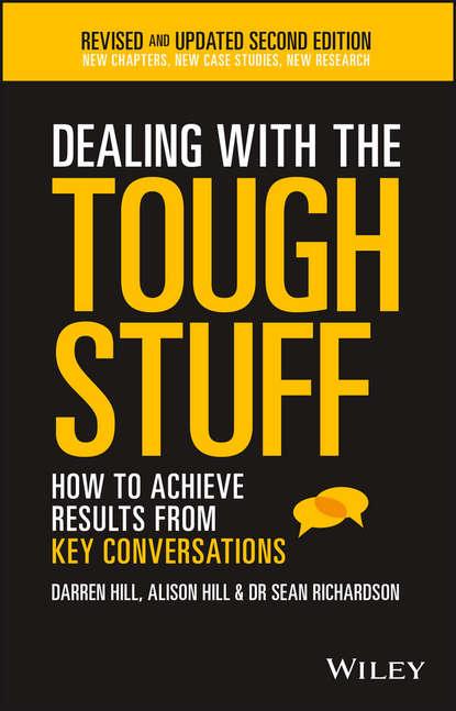Обложка «Dealing With The Tough Stuff»