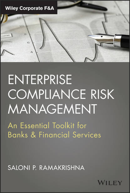 Обложка «Enterprise Compliance Risk Management»
