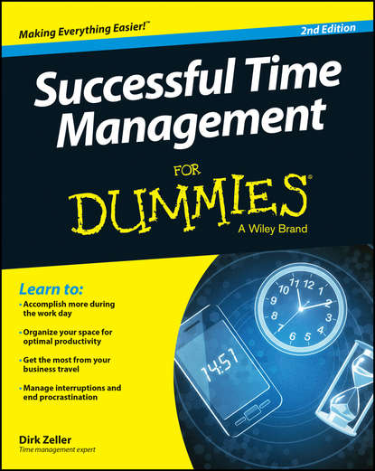 Обложка «Successful Time Management For Dummies»