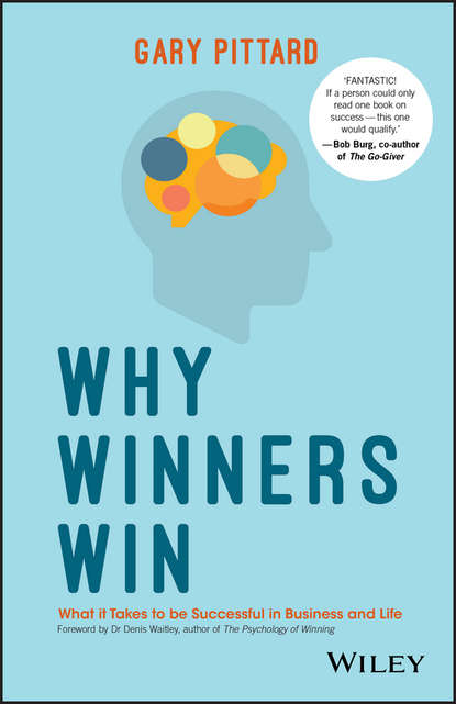 Обложка «Why Winners Win»