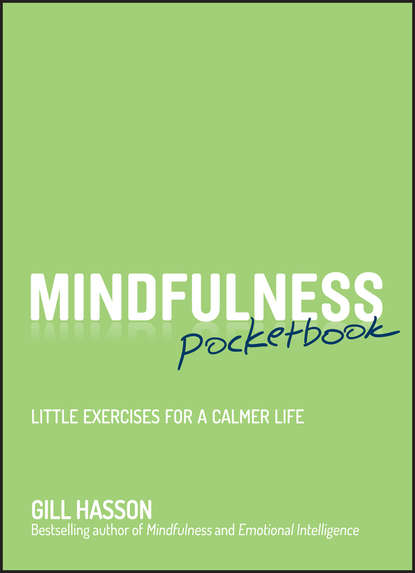 Обложка «Mindfulness Pocketbook»