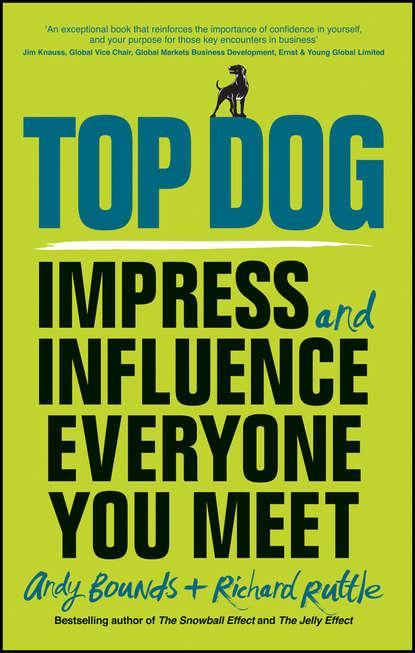 Обложка «Top Dog»
