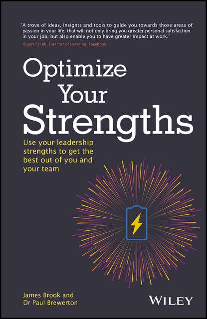 Обложка «Optimize Your Strengths»