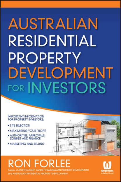 Обложка «Australian Residential Property Development for Investors»