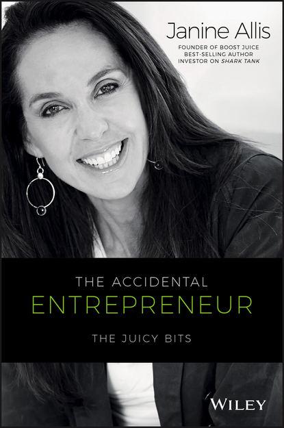 Обложка «The Accidental Entrepreneur»