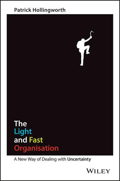 Обложка «The Light and Fast Organisation»