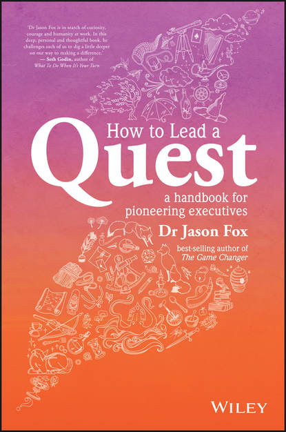 Обложка «How To Lead A Quest»