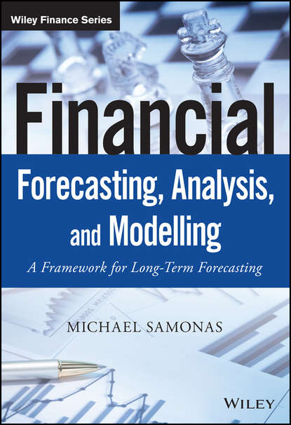 Обложка «Financial Forecasting, Analysis and Modelling»