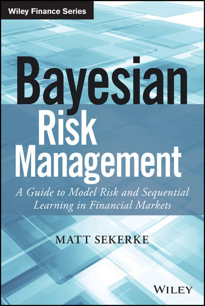 Обложка «Bayesian Risk Management»