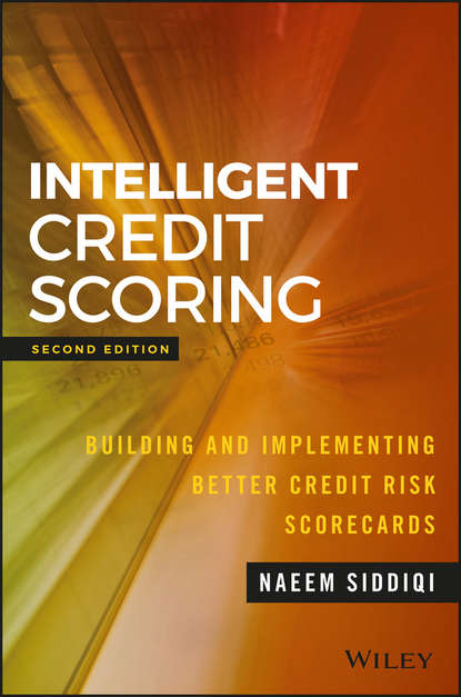 Обложка «Intelligent Credit Scoring»