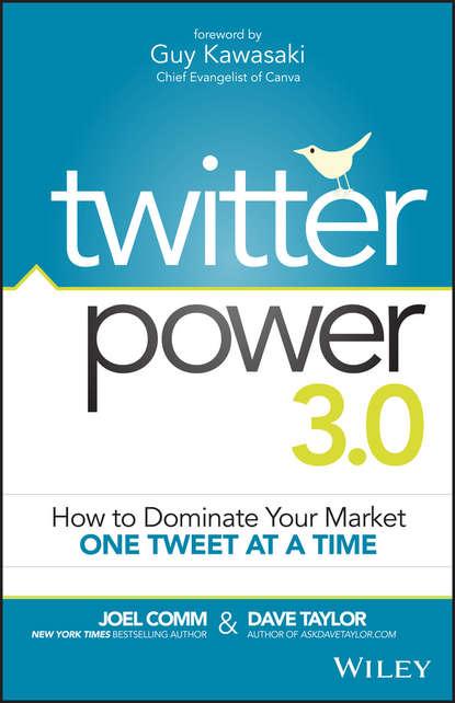 Обложка «Twitter Power 3.0»