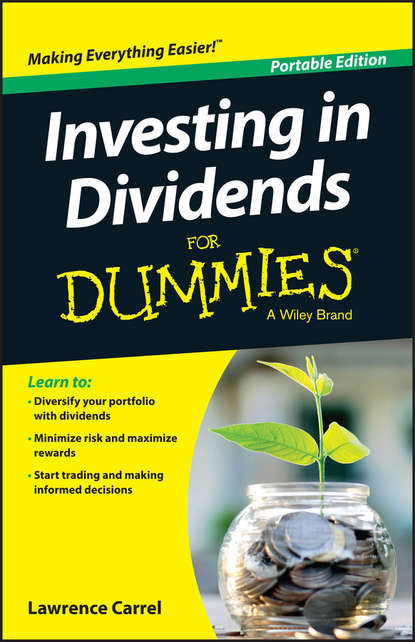 Обложка «Investing In Dividends For Dummies»