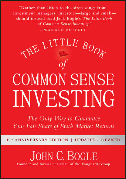 Обложка «The Little Book of Common Sense Investing»