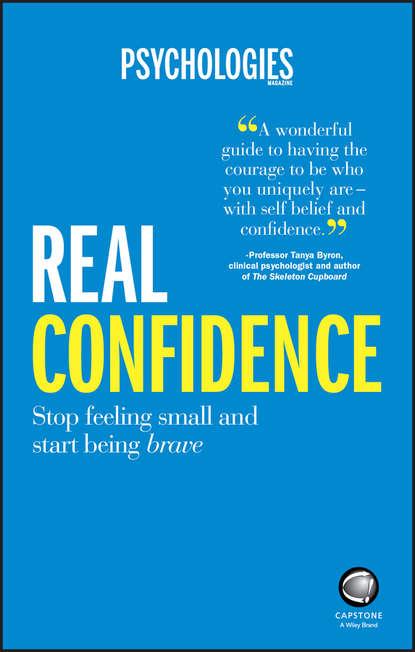 Обложка «Real Confidence»