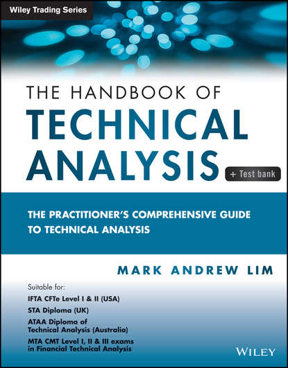 Обложка «The Handbook of Technical Analysis + Test Bank»