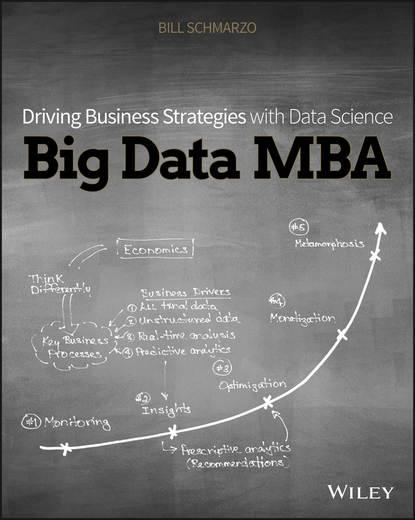 Обложка «Big Data MBA»