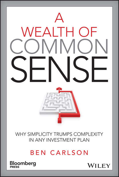 Обложка «A Wealth of Common Sense»