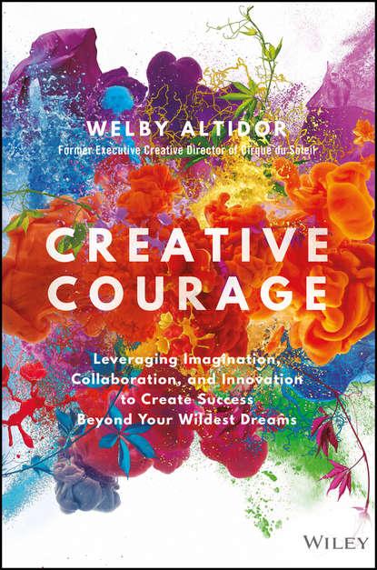 Обложка «Creative Courage»