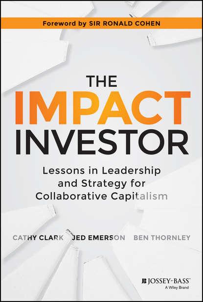 Обложка «The Impact Investor»