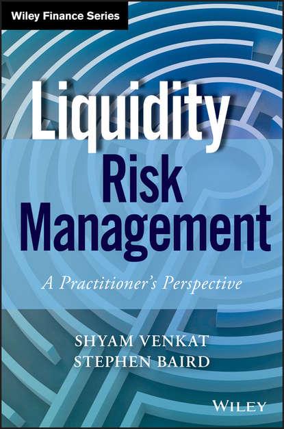 Обложка «Liquidity Risk Management»