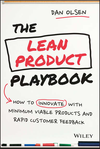 Обложка «The Lean Product Playbook»