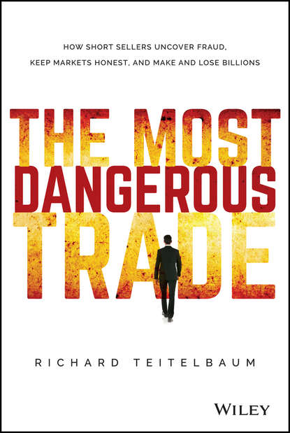Обложка «The Most Dangerous Trade»