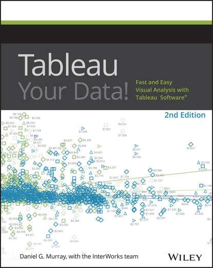Обложка «Tableau Your Data!»