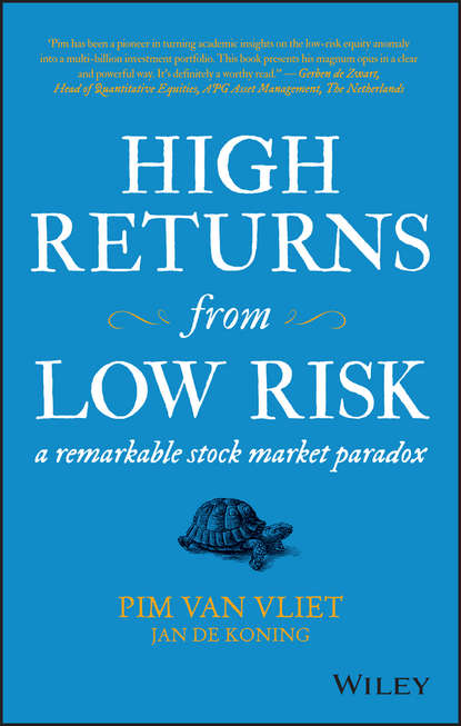 Обложка «High Returns from Low Risk»