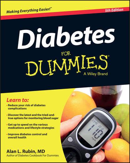 Обложка «Diabetes For Dummies»
