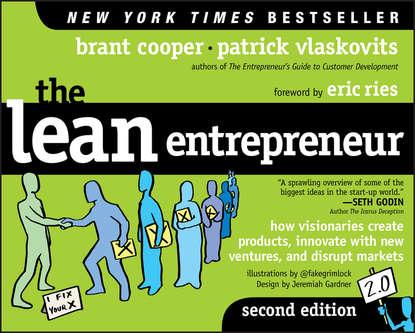 Обложка «The Lean Entrepreneur»