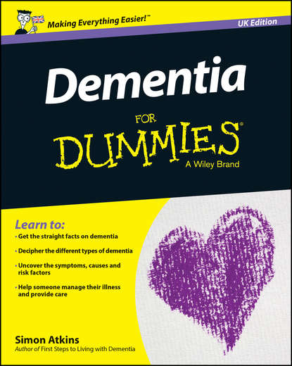 Обложка «Dementia For Dummies – UK»