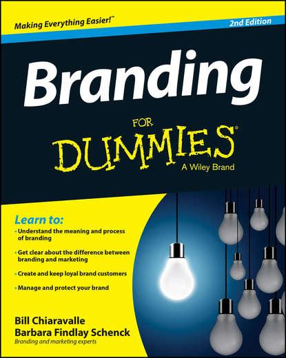 Обложка «Branding For Dummies»