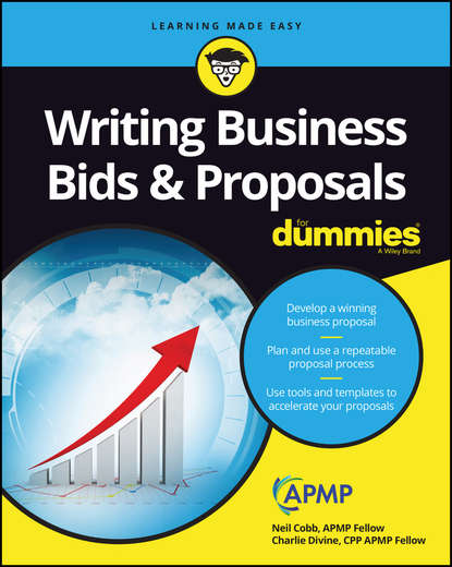 Обложка «Writing Business Bids and Proposals For Dummies»