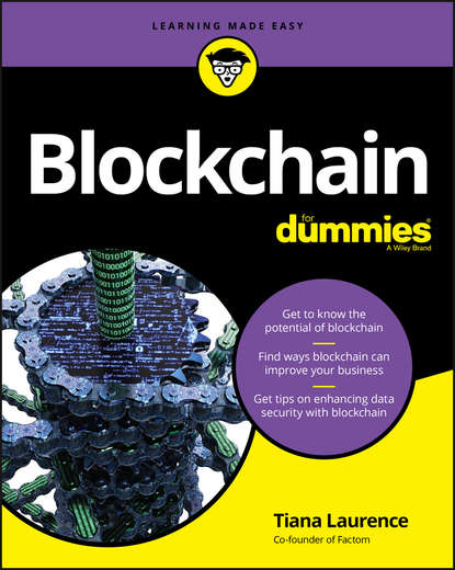 Обложка «Blockchain For Dummies»