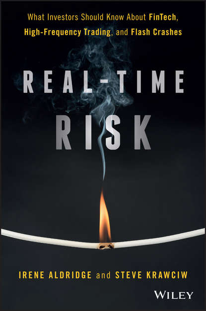 Обложка «Real-Time Risk»